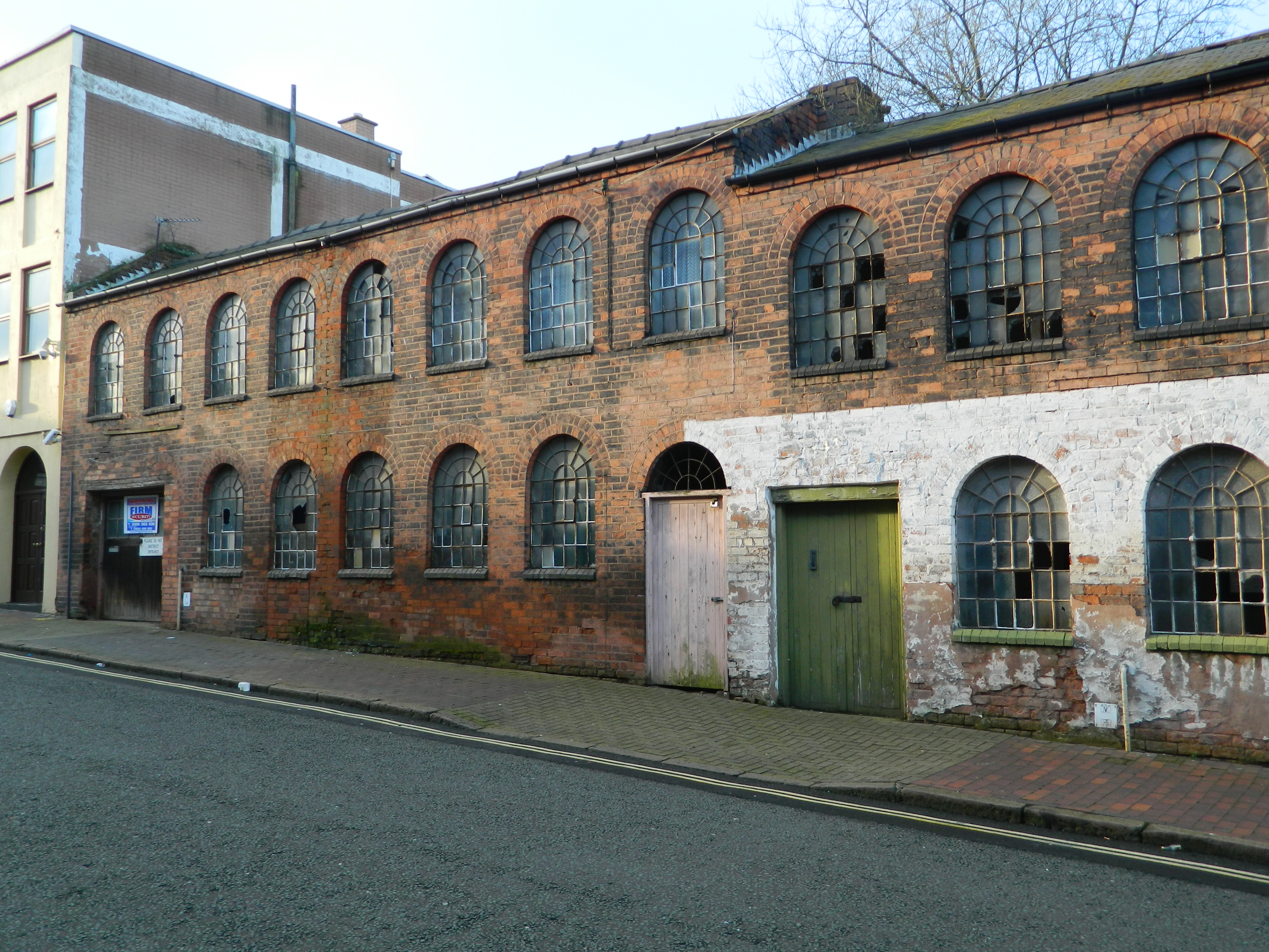 Jewellery Quarter Historic Building Trail