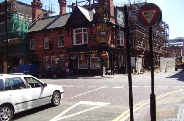 2008 Street view photo 26 of the Jewellery Quarter Birmingham