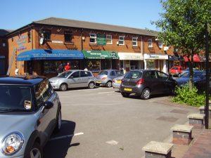 2008 Street view No 19 of the Jewellery Quarter Birmingham