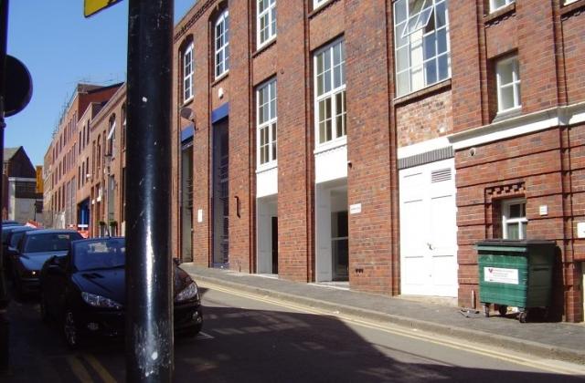 2008 Street view photo 11 of St Pauls Square Area of the Jewellery Quarter Birmingham