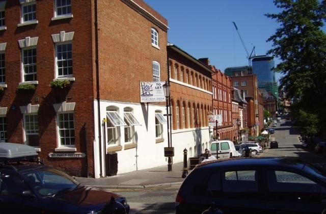 2008 Street view photo 4 of the Jewellery Quarter Birmingham