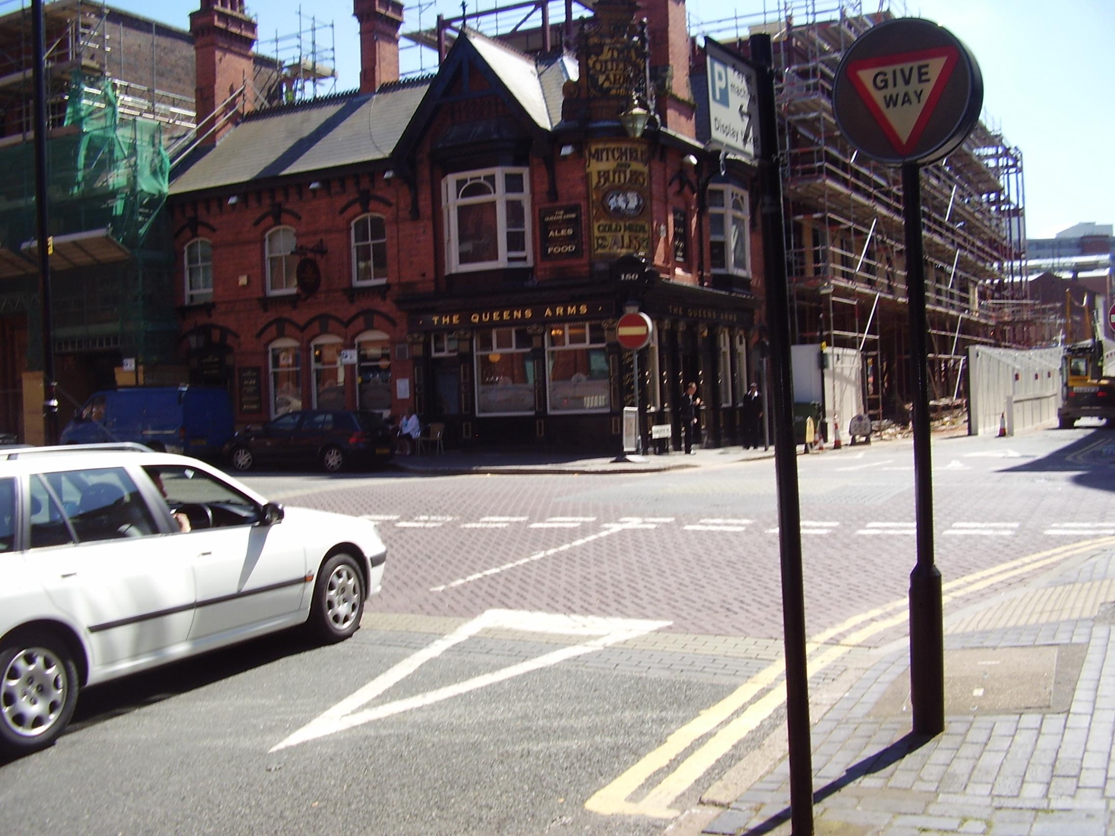2008 Street view photo 26 of the Jewellery Quarter Birmingham