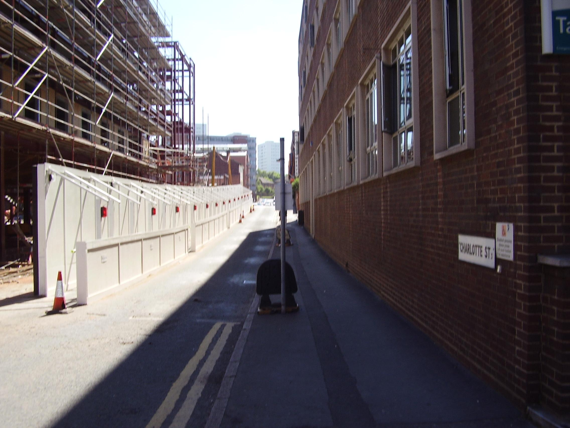 2008 Street view photo 27 of the Jewellery Quarter Birmingham