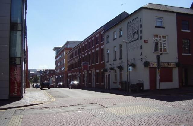 2008 Street view photo 25 of the Jewellery Quarter Birmingham