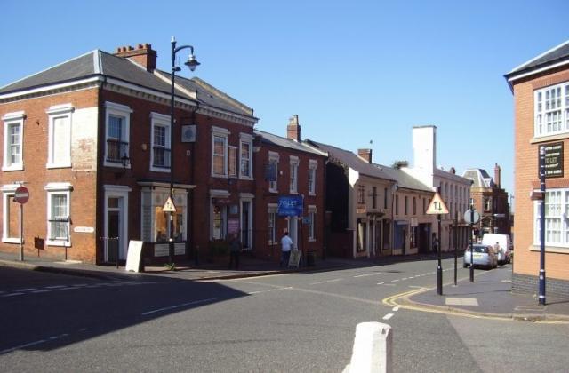 2008 Vyse Street Jewellery Shops